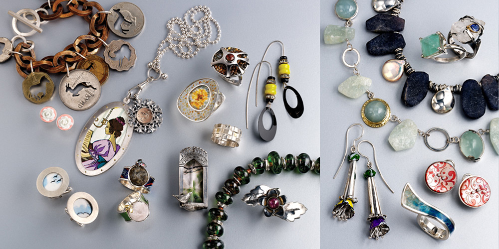 Veronica Anderon Jewellery Collection | RECYCLED, REVISITED, RECONSIDERED - 200