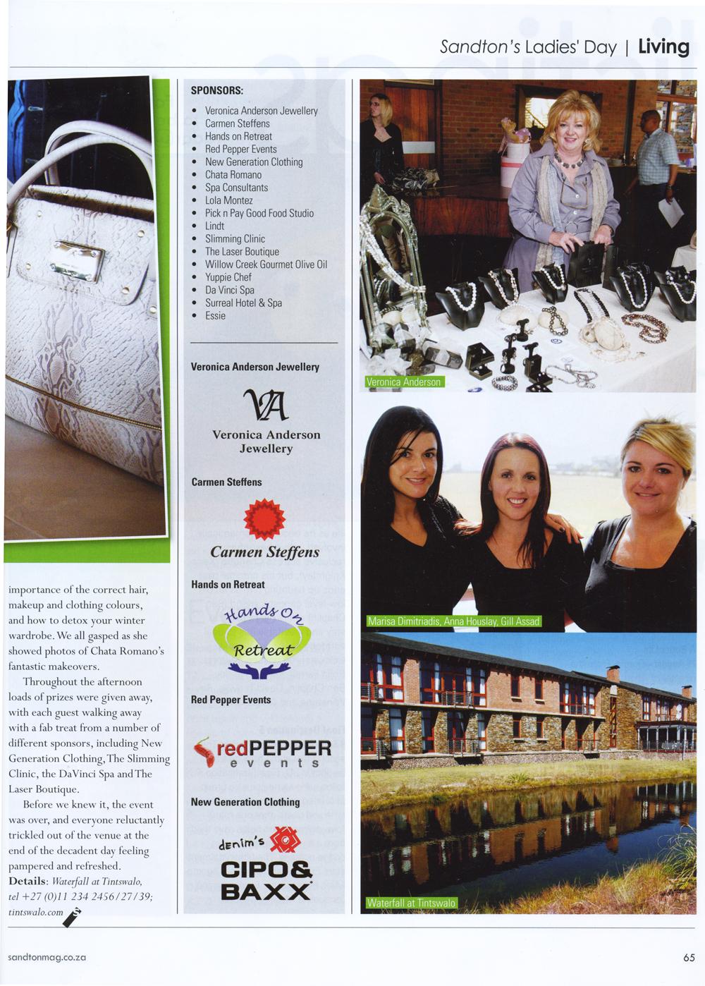 Sandton Magazine Ladies Day - Page 2