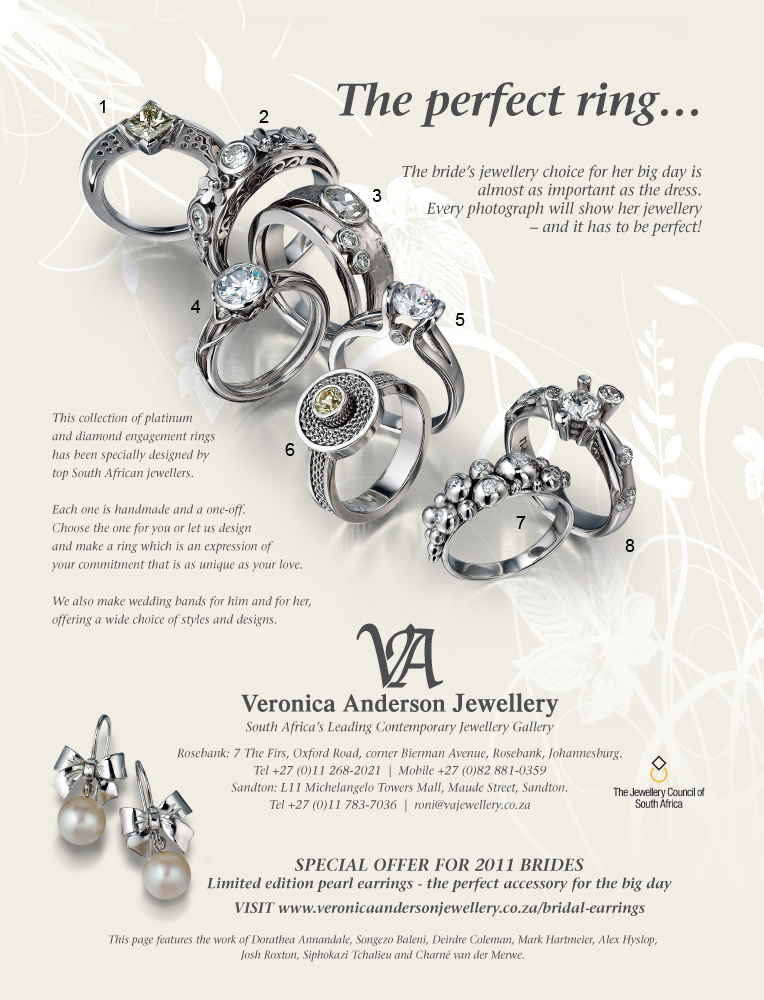 THE PERFECT RING | Veronica Anderson Jewellery