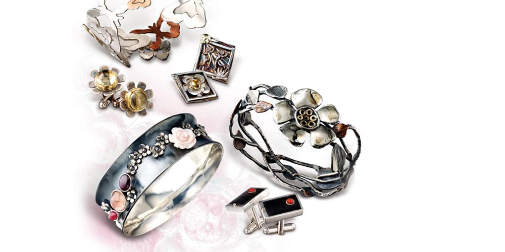 Veronica Anderson Jewellery Collection  CUFF LOVE - 2008