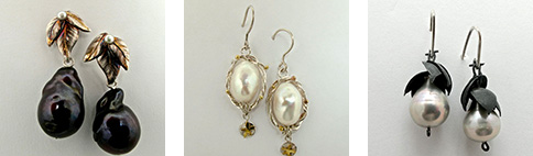 VAJ | Signature Pearl Earrings