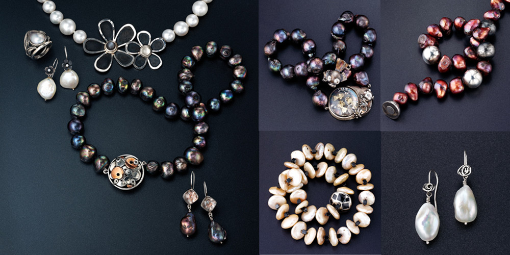 Veronica Anderson Jewellery Collection | Pearls