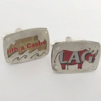 A Perfect Wedding cufflinks