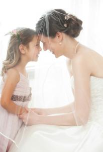 A Perfect Wedding Mother and Brides Maid