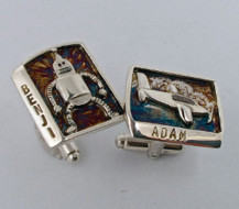 Cufflink | A special for Dad from his two successful sons