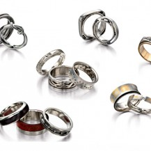 Veronica Anderson Jewellery Collection| COMMITMENT RINGS – LIMITED EDITION 2007