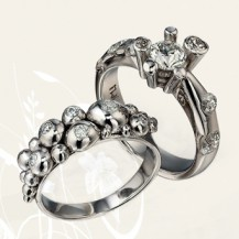 Veronica Anderson Jewellery Collection | BESPOKE ENGAGEMENT RINGS - 2011