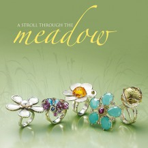VAJ Collection | A Stroll Through the Meadow