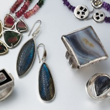Veronica Anderson Jewellery Collection | STONED