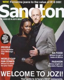 Veronica Anderson press | Sandton June 2010