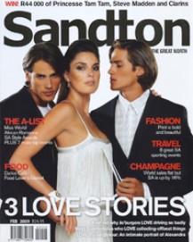 Veronica Anderson press | Sandton Feb 2009