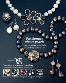 Veronica Anderson Reail Collection | PASSIONATE ABOUT PEARLS
