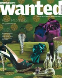 Veronica Anderson press | Wanted Dec 2008