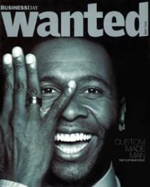 Veronica Anderson press | Wanted May 2006