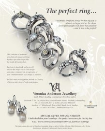 Veronica Anderson Retail Collection | THE PERFECT RING