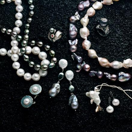 Custom Pearl Jewellery