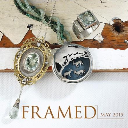 VAJ collection 2015   Framed