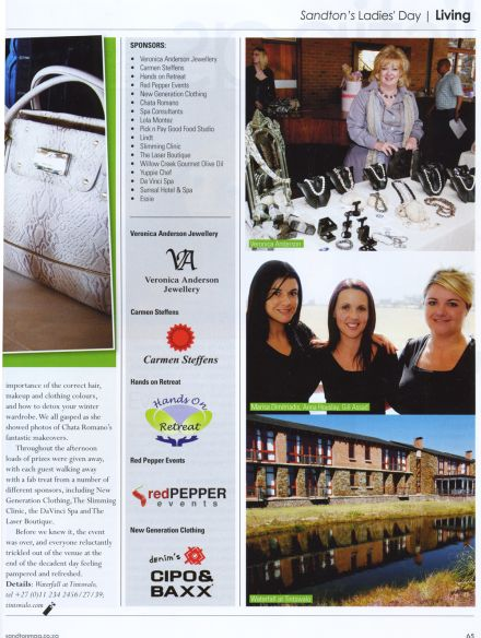 Sandton Magazine Ladies Day - Page 2