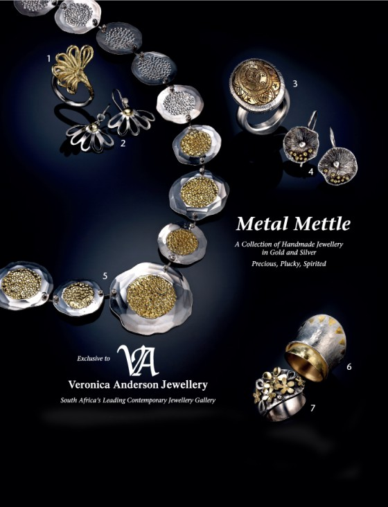 Veronica Anderson Reail Collection | METAL METTLE