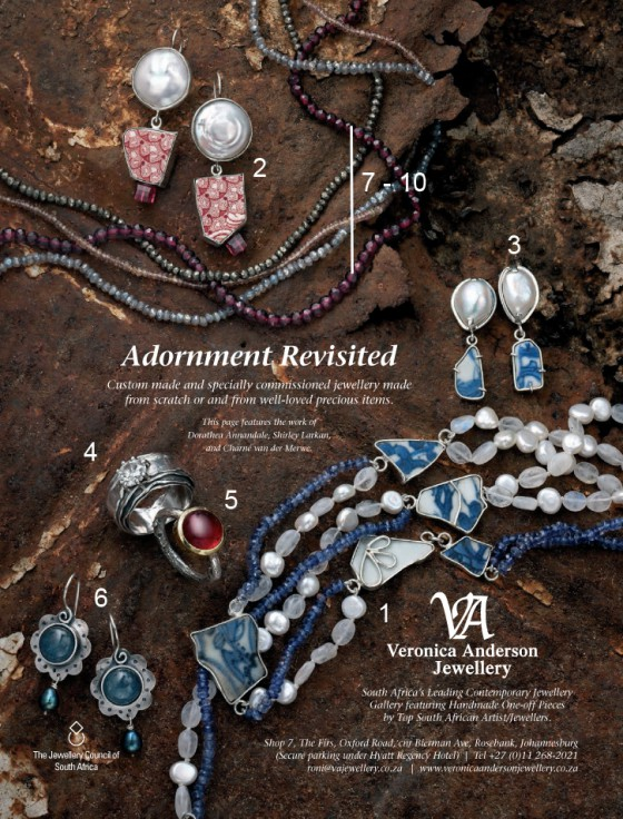 VAj | Adornment Revisited