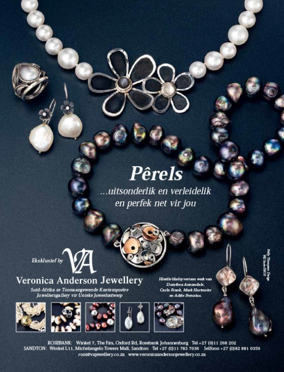 Veronica Anderson Jewellery | Sarie Ad