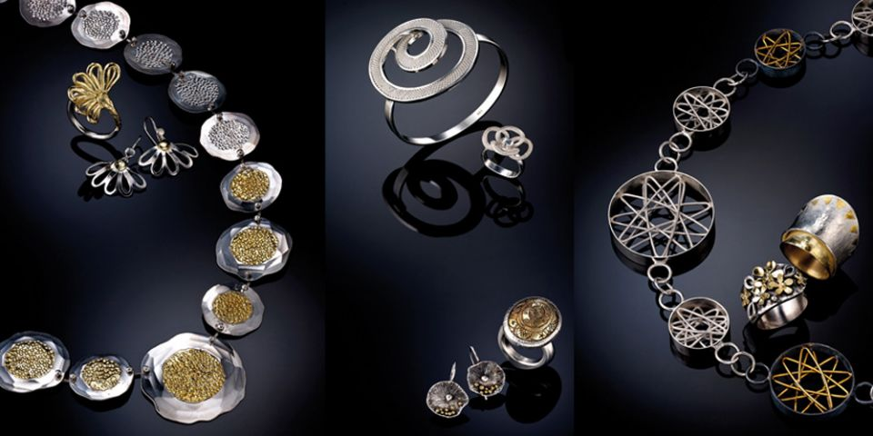 Veronica Anderson Jewellery Collection | METAL METTLE - 2010
