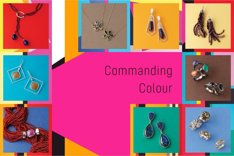 VAJ Story   Commanding Colour