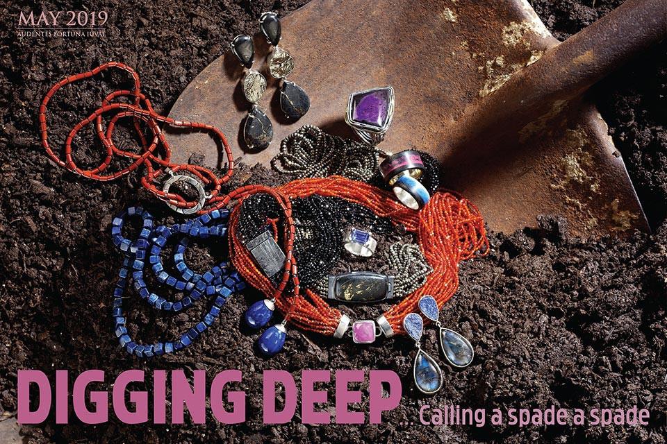 VAJ | Collection | Dig Deep