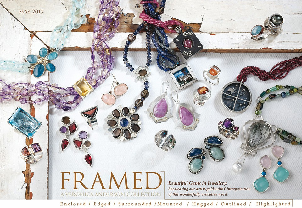 Framed, a VAJ collection