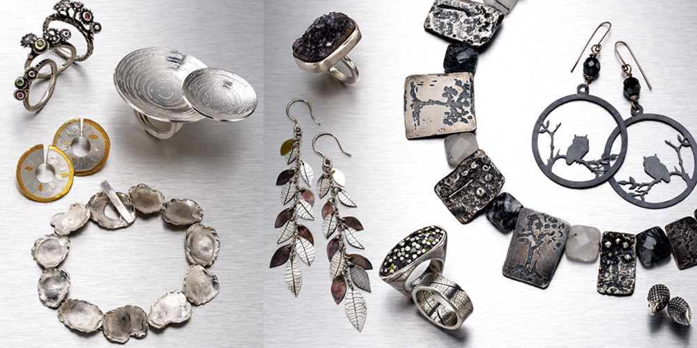 Veronica Anderson Jewellery Collection | URBAN FOREST